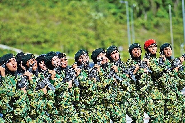 ব্রুনাইয়ের বাহিনী
