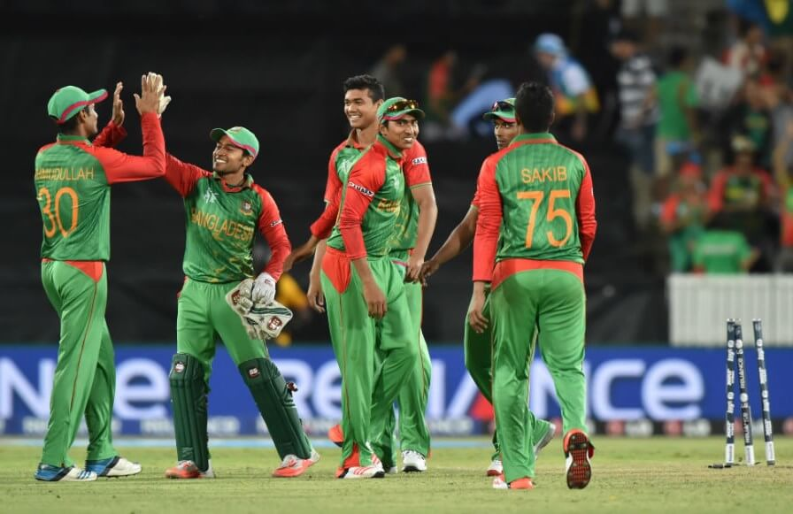 বাংলাদেশ ক্রিকেট টিম