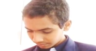 মুসলিম ছাত্রের গীতা পাঠ