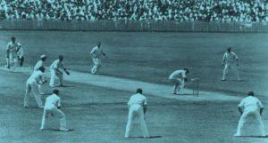 প্রথম আন্তর্জাতিক টেস্ট ম্যাচ