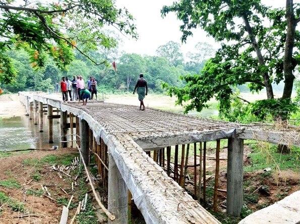 কানপুর গ্রামের সেতু