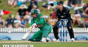 Bangladesh VS New Zealand 2021